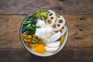 Experiencing udon the right way