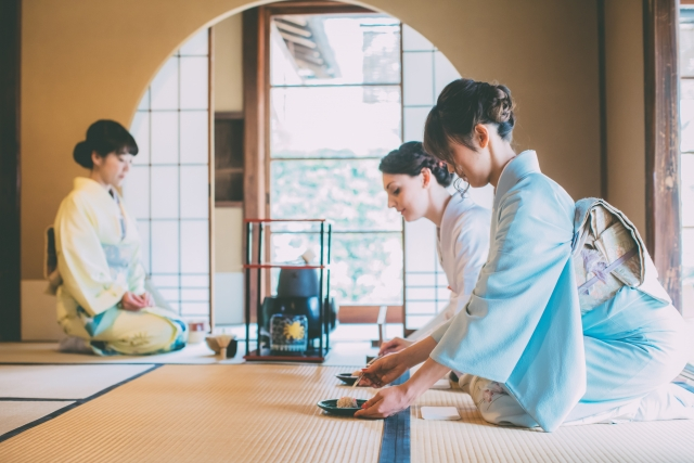 Things you need to know before your first tea ceremony