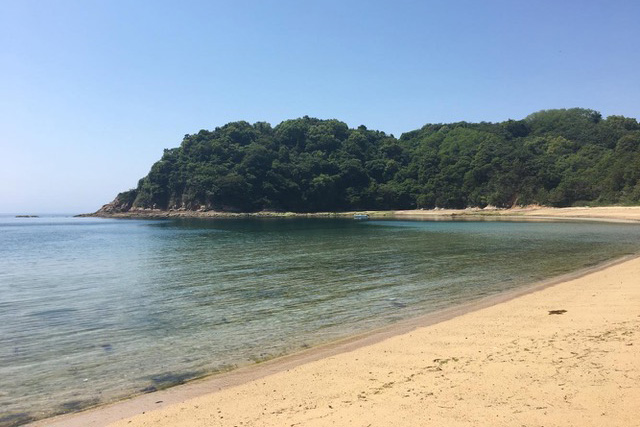 Mini holiday at Kamoike Beach