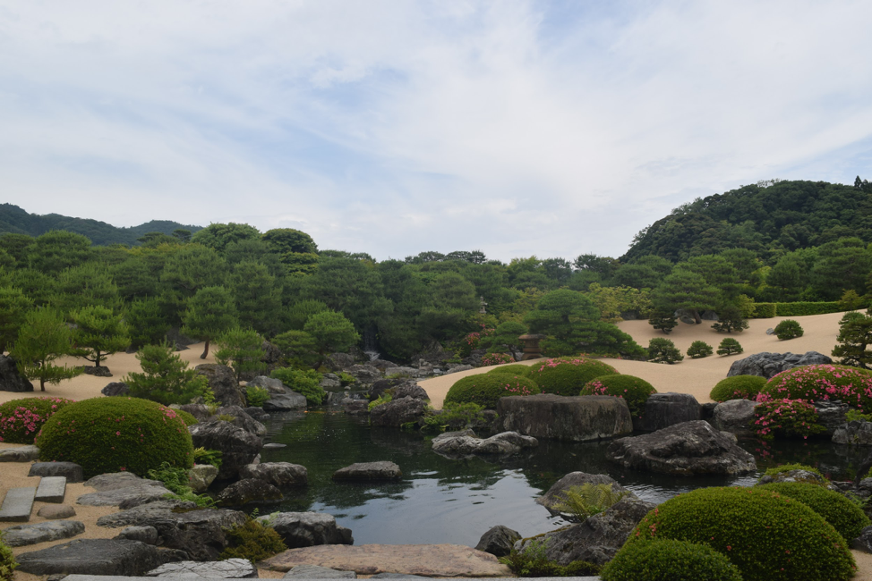 Visit Japan's best gardens at the Adachi Museum of Art
