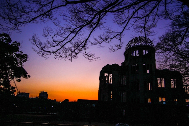 When the time stood still in Hiroshima