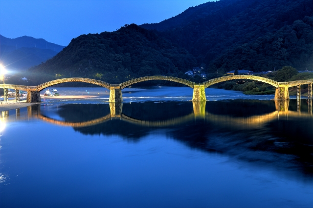 Everything you need to know about Kintai-kyo, the five-arched beauty of Iwakuni