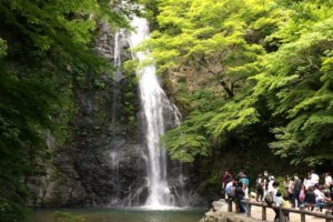 From the city into the woods: discover Minoo Park