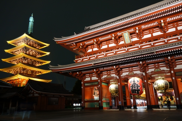 Sensoji: Explore Tokyo's oldest temple