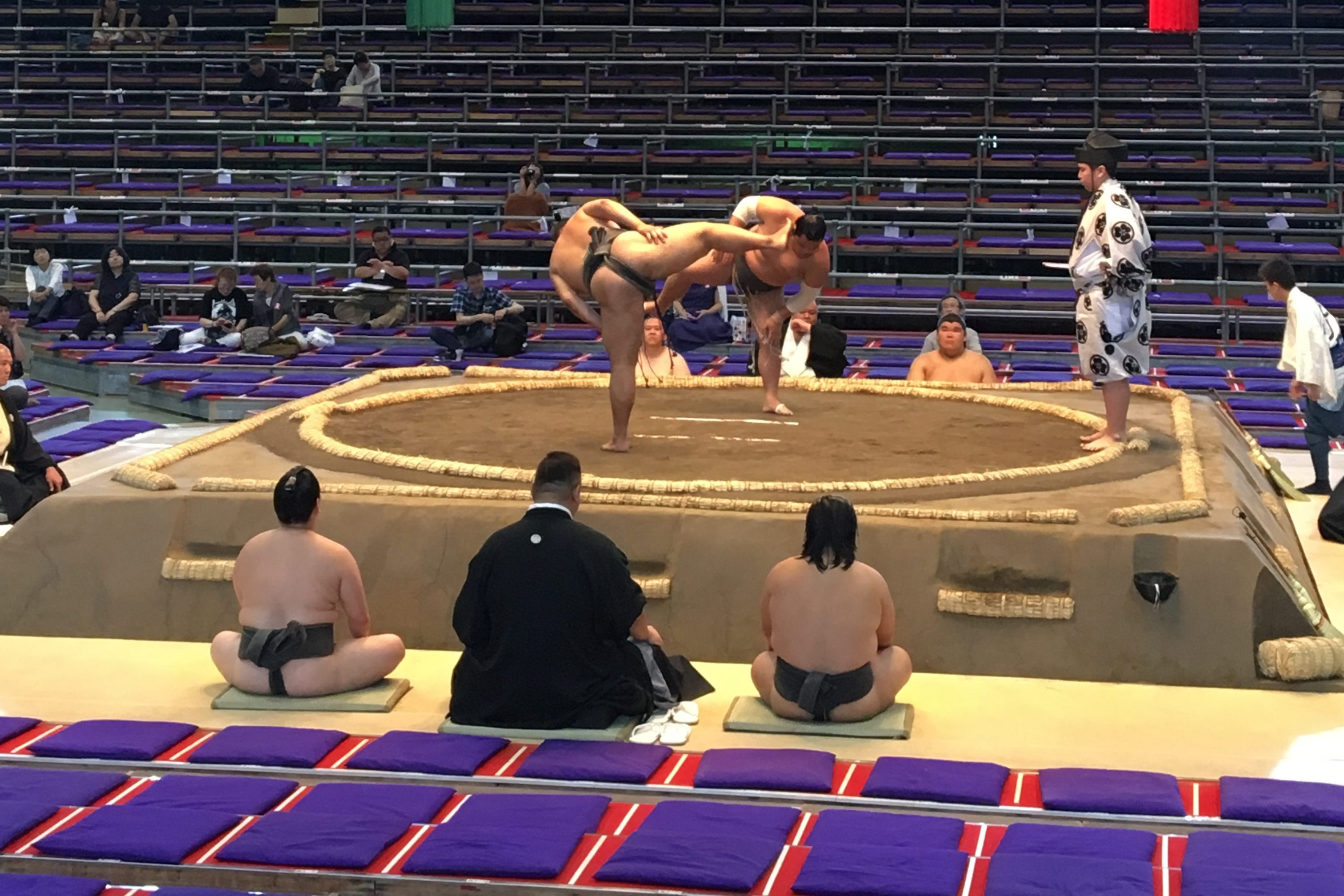 Nagoya grand sumo tournament: My experience and tips for you