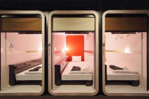 Capsule hotels: Accommodation innovation