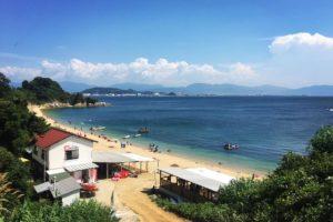 Gogo Island: A beach heaven