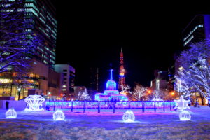 A Winter Wonderland: Sapporo Snow Festival