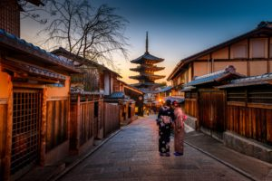 The tradition of dating in Japan