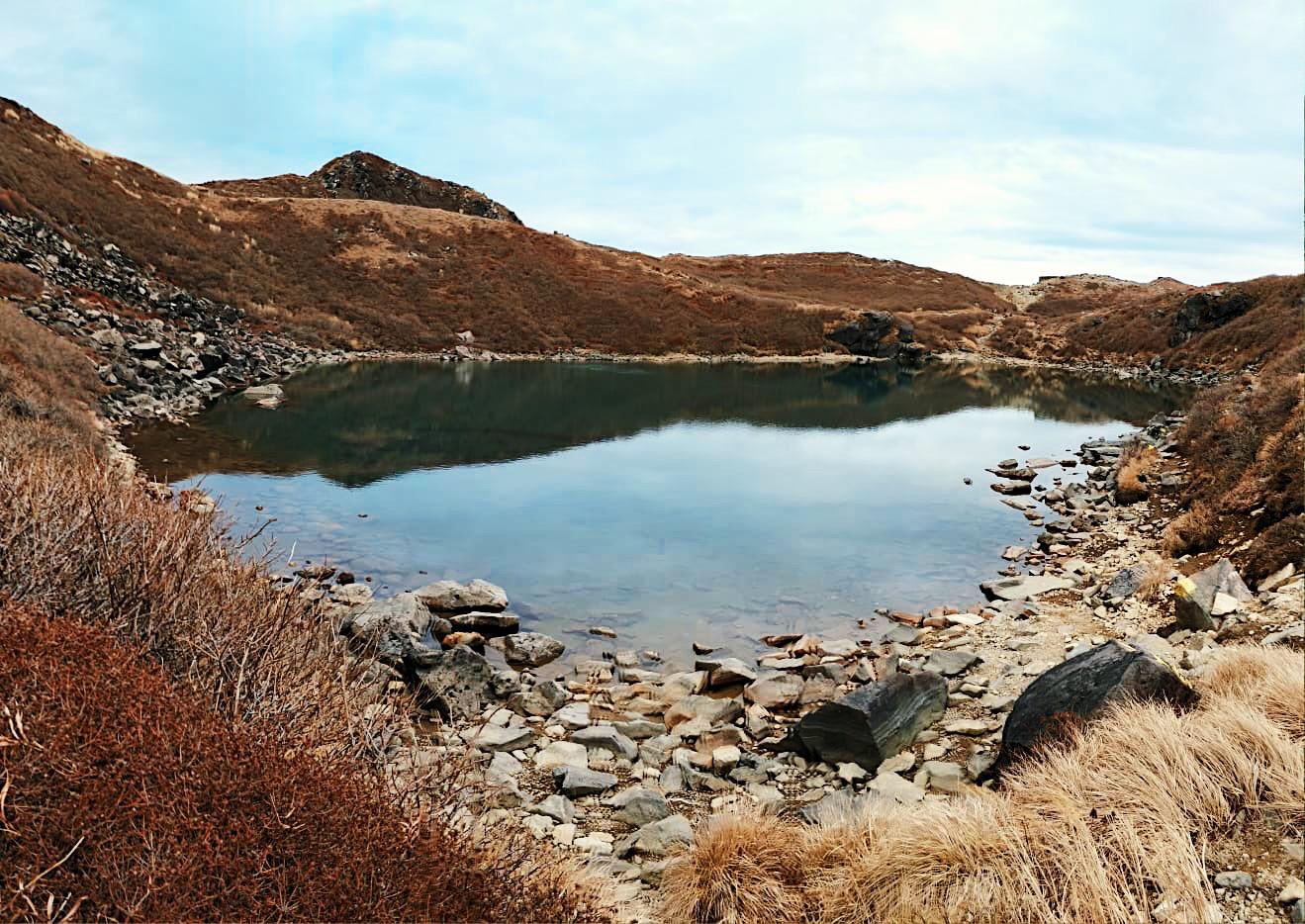 A landscape picture of Bogatsuru marsh
