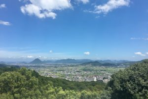 Pilgrimage to the sacred Kotohira Shrine
