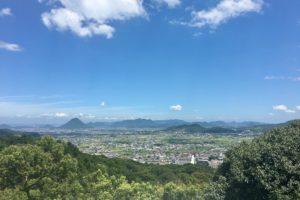 Pilgrimage to the sacred Kotohira Shrine