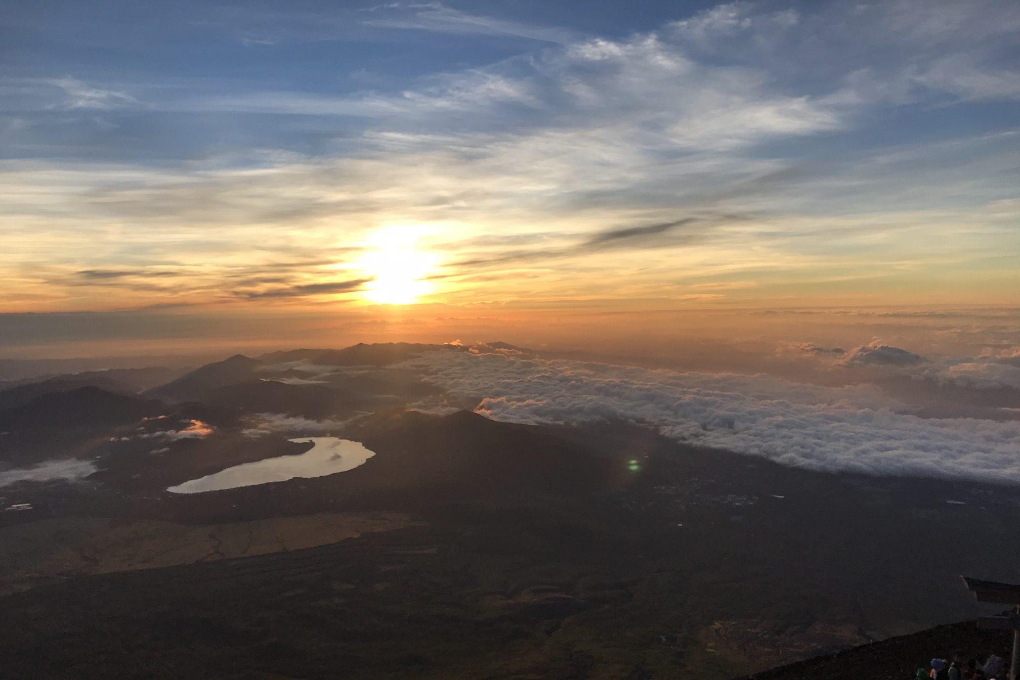 Mt. Fuji climb: A tale of transformation