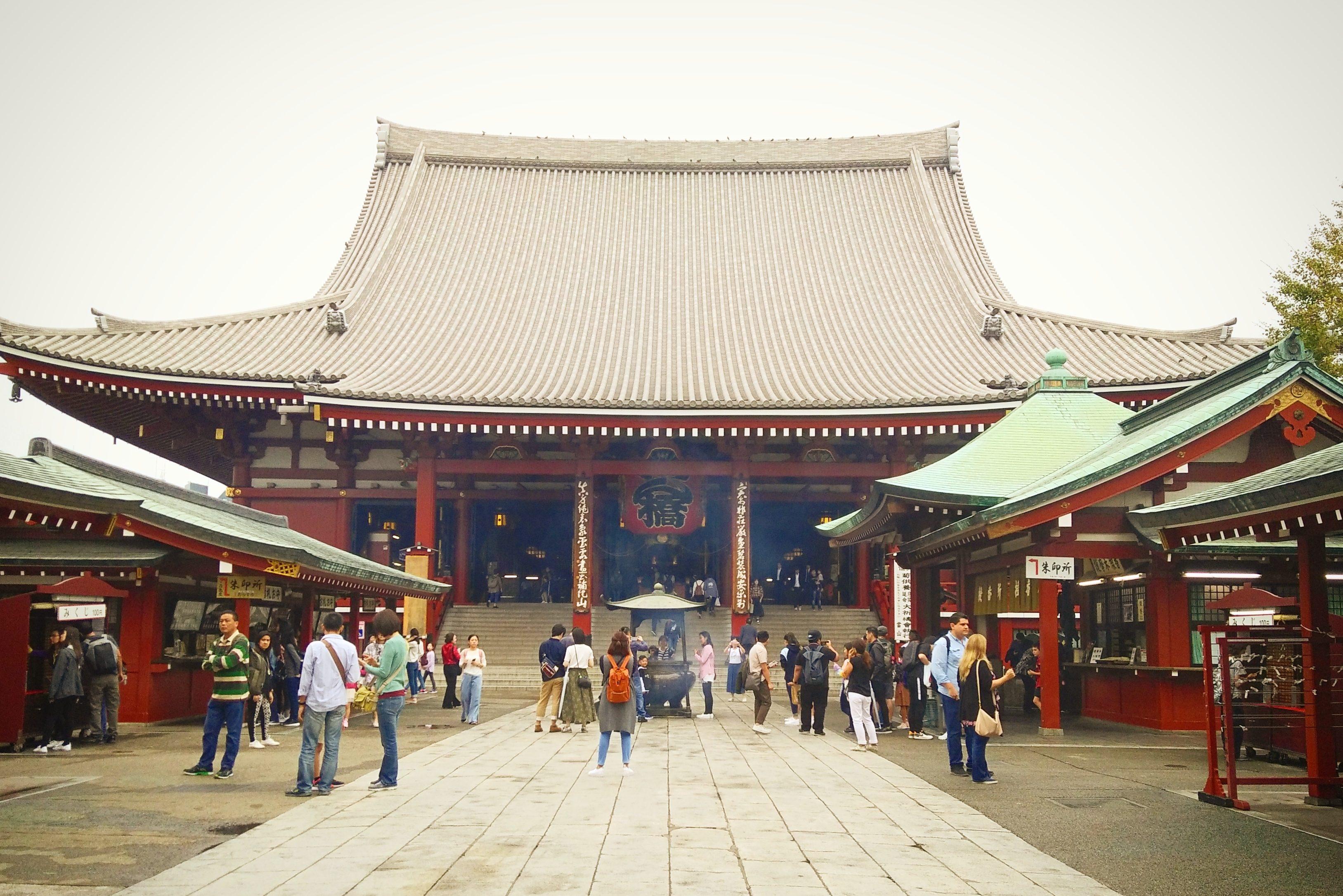 The Asakusa tour: History, traditions and harmony
