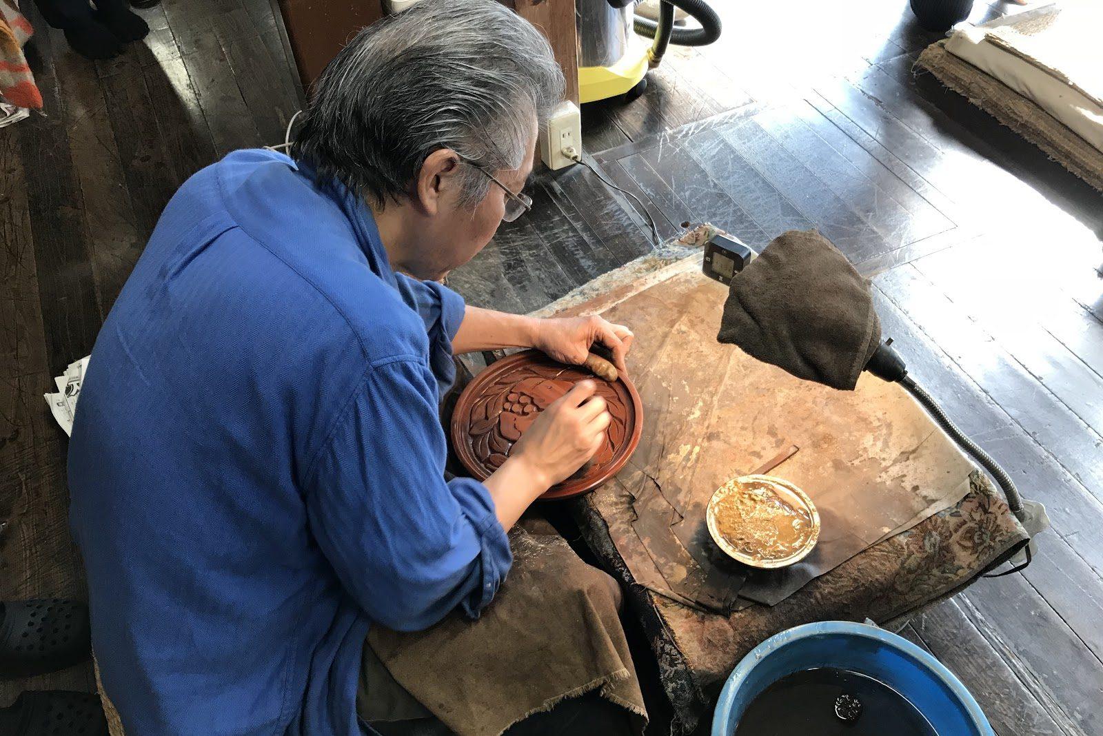 Beyond touristy Kamakura: Explore the local Kamakurabori culture