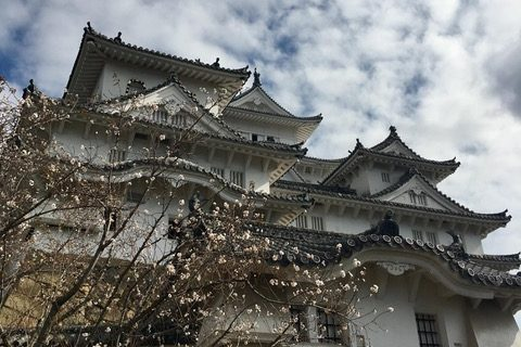 Himeji, the Japanese castle of your dreams