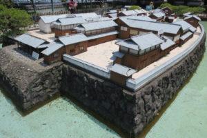 Travel back in time at Dejima, Nagasaki