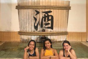 Hakone Kowakien Yunessun: Soak yourself in your favourite beverages