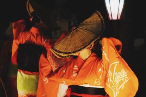 The woman with a mission #3: On kimonos, functionality and (dis)abilities